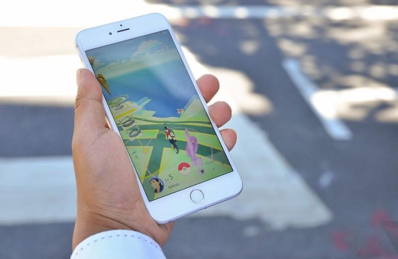 Pokemon-Go-Juego-Aplicacion, foto vía web Theverge