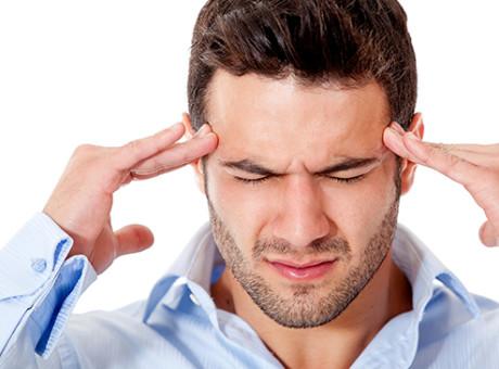dolor cabeza
