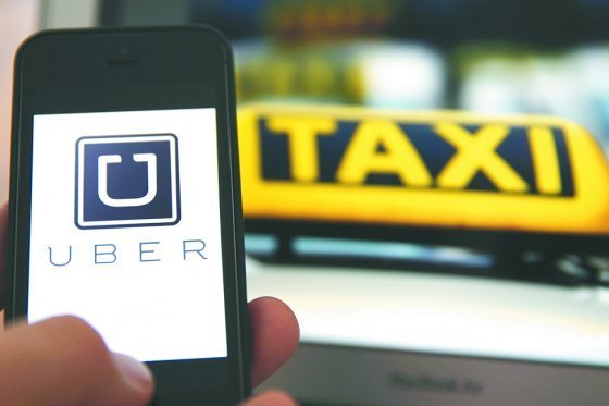 uber AFP