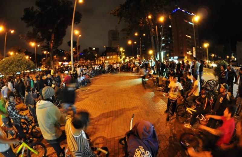 Mundial Ciclovía Nocturna
