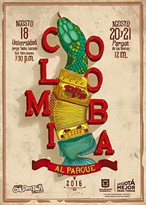 Colombia al parque  mini