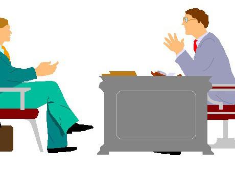 Entrevista, foto vía web Taringa