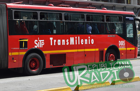 TransMilenio movilidad bloqueos aumento ambiental Cundinamarca mujeres cambios ruta rock accidente papa Francisco endeuadmiento buses aumento pasaje tarifa