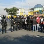 Comunidad se toma Carrera 30 para protestar por habitantes de calle