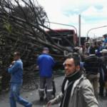 Conozca la emergencia más atendida en Bogotá por los fuertes vientos