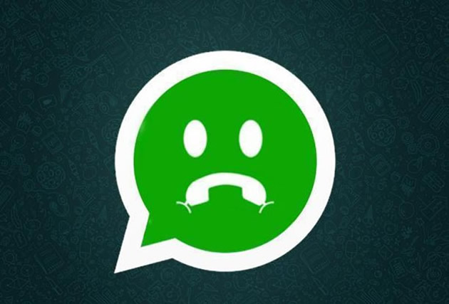 WHATSAPP mensajes caída falso electrodomésticos virus virus conversaciones