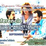 Conferencia - Modelo Ambiente Laboral