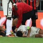 Preocupación por salud del 'Tigre' Radamel Falcao García