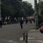 Se reportan disturbios y protestas en Bogotá