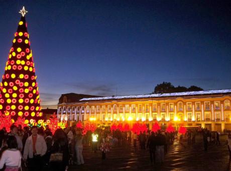 navidad Bogotá Programación Ruta de la Navidad