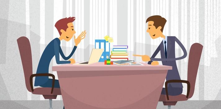 10 consejos para presentarse a una entrevista de trabajo for Recomendaciones ergonomicas para trabajo en oficina
