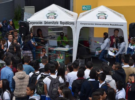 Expo Estudiante Nacional 2016