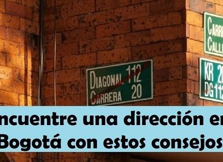 Nunca encuentra una dirección en Bogotá Aquí algunos consejos radio universitaria urepublicanaradio