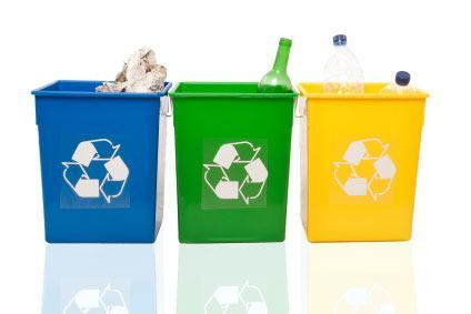 máquina reciclar