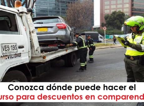 Conozca dónde puede hacer el curso para descuentos en comparendos, radio universitaria urepublicanaradio Comparendos-policía-foto-vía-web-Alcaldía-de-Bogotá