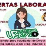 Trabajo para estudiantes de Derecho, Contaduría, Trabajo Social e Ing. Industrial en Bogotá