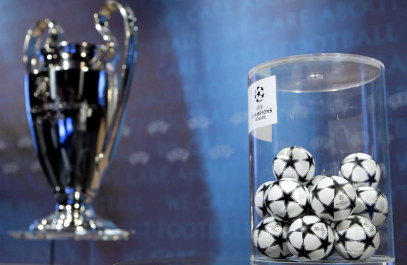 cuartos campeones Champions