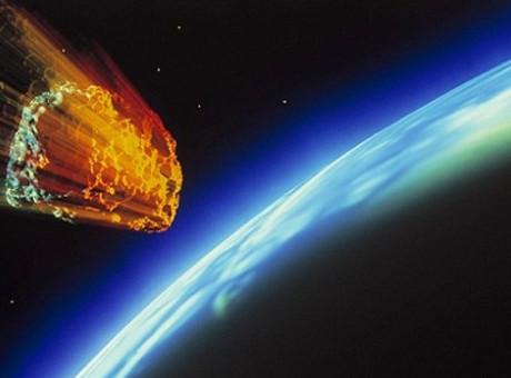 """Asteroide Un asteroide catalogado por la NASA """"potencialmente peligroso"""""""