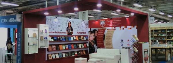 Visita el Stand Republicano en la Feria Internacional del Libro de Bogotá