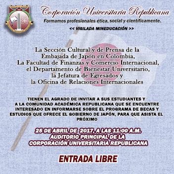 Invitación académica embajada Japón mini