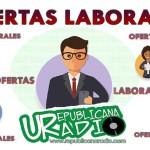 Oferta Laboral Estudiantes de Derecho 14 de Mayo de 2019