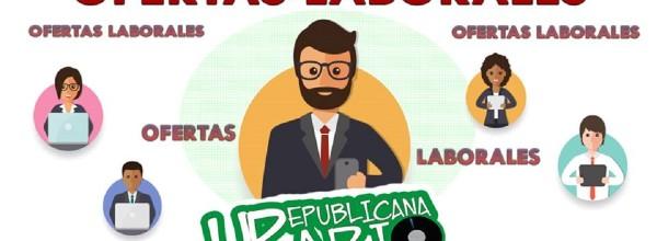 ¡Trabajo sí hay! 165 Vacantes para universitarios en Bogotá