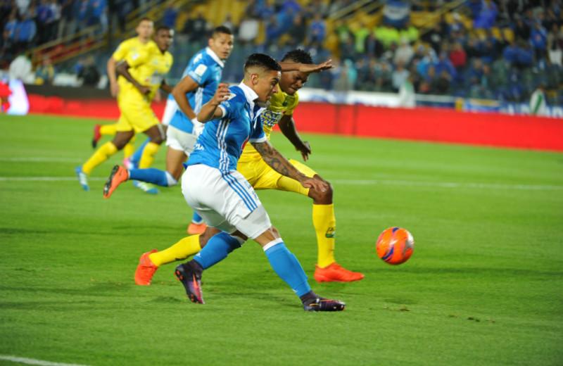 colombiano fútbol 2018 Liga Aguila