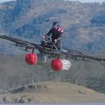 Conozca la moto voladora de Google