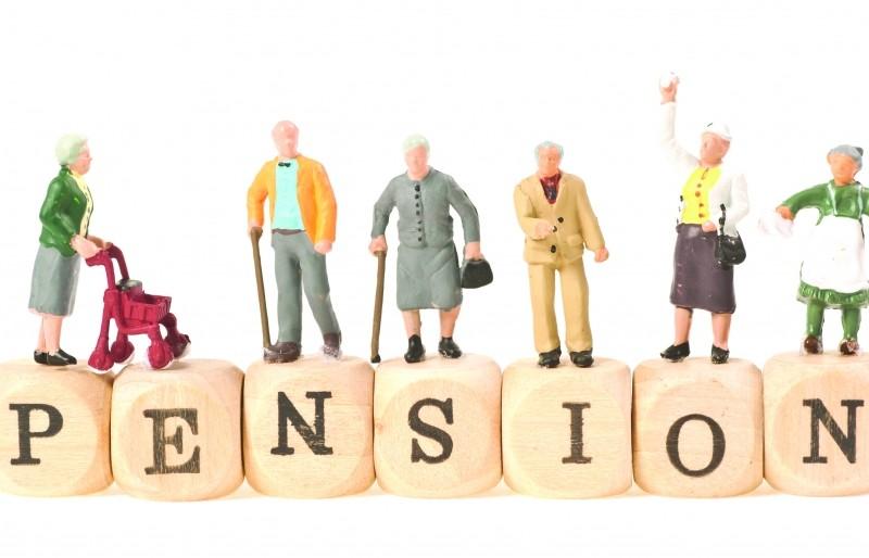 Pensión auxilio