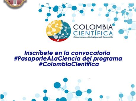 Valla pasaporte a la ciencia mini