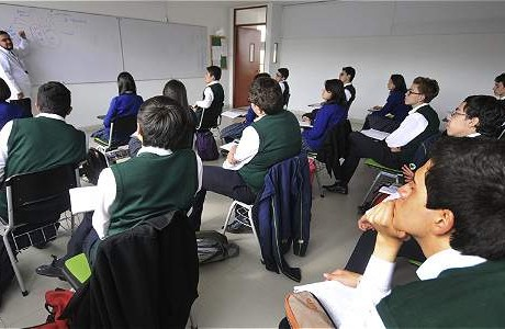 colegios calendario clases cupos