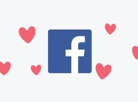 corazones facebook
