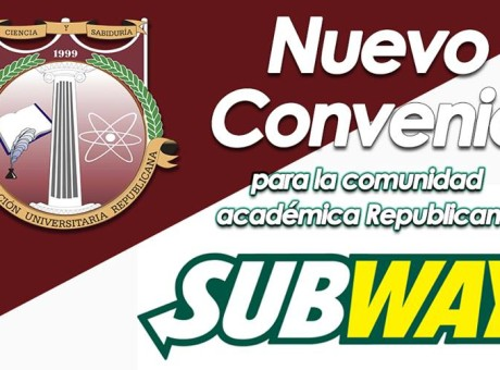 Nuevo convenio Subway baja