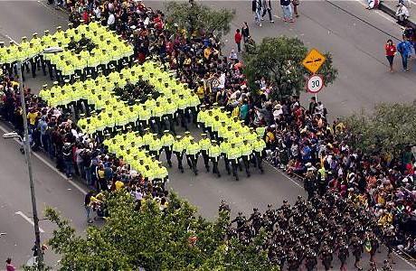 desfile militar eltiempo