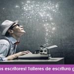 ¡Atención futuros escritores! Talleres de escritura gratis en Bogotá