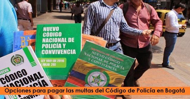 Opciones para pagar las multas del Código de Policía en Bogotá radio universitaria somos urepublicanaradio foto-vía-Óscar-Bernal-EL-TIEMPO-800x475