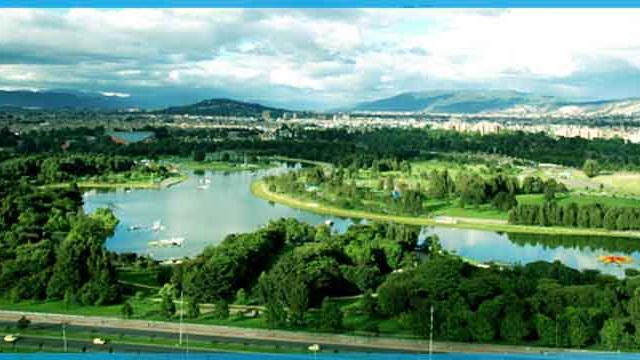abierto Parque Simón Bolívar