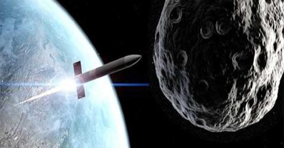 NASA hará una prueba de defensa con un asteroide real en octubre