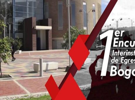 Participa en el Primer Encuentro Interinstitucional de Egresados de Bogotá