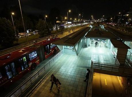 Bogota Despierta - Transmilenio