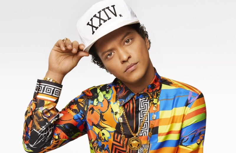 Bruno Mars Colombia