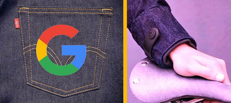 ¡Sorprendente! Conozca la chaqueta con tecnología integrada de Google