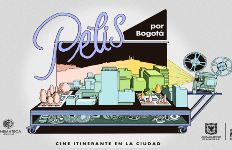 Pelis por Bogotá: cine gratuito en todas las localidades de la ciudad