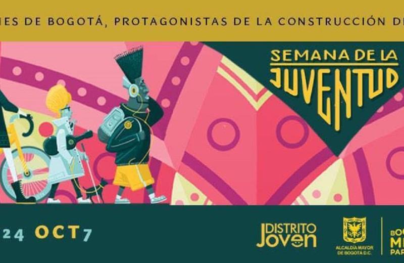 Semana de la Juventud en Bogotá, radio universitaria somos URepublicanaRadio