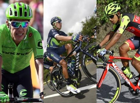Urán campeón, Quintana terminó cuarto y Daniel Martinez séptimo en Milán, URepublicanaRadio-Radio-Universitaria-foto Federación Colombiana de Ciclismo