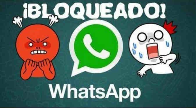 Bloqueado WhatsApp, foto vía Youtube - Radio Universitaria URepublicanaRadio