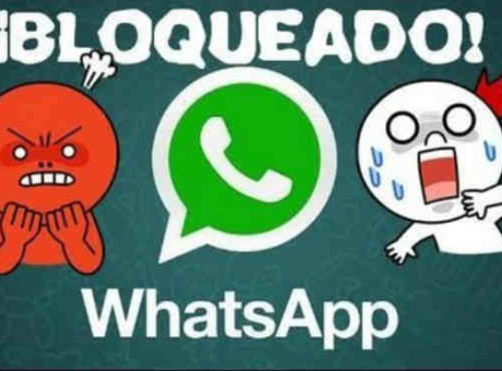 Bloqueado WhatsApp, foto vía Youtube - Radio Universitaria URepublicanaRadio