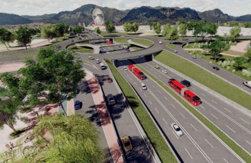TransMilenio Avenida 68, foto vía web El Espectador - Radio Universitaria URepublicanaRadio