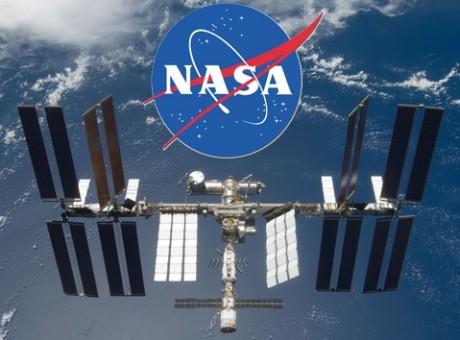Estación Espacial Internacional, foto vía web RT - Radio Universitaria somos URepublicanaRadio