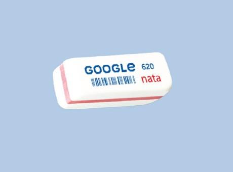 Borrar información Personal de Google - Google -Borrador foto vía web Medios Sociales
